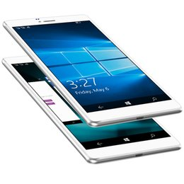 Wholesale Dual Slim Mobile Phone - Wholesale- 6.98 inch Cube WP10 T698 Windows 10 Mobile 4G Phone Call Tablet PC 2GB 16GB Qualcomm MSM8909 Quad Core 2 SIM BT OTG GPS 5.0MP