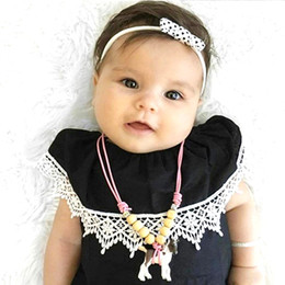 Wholesale Wholesale Show Girl Clothing - Separate packaging as shown 2017 The New INS hot-selling children clothing female baby Jumpsuits free shipping