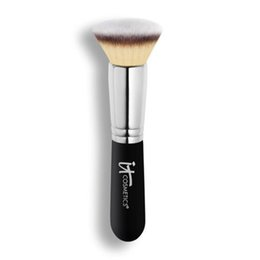 Wholesale Bb Beauty Cream - Brand Professional Makeup Brushes tools it cosmetics BB CREAM FOUNDATION BUFFING BRUSH contour make up beauty High Quality