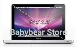 Wholesale Screen Protector Macbook Pro - Wholesale- Screen Protector film for Macbook PRO 13 inch retina with retail package high clear A1425
