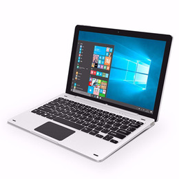 Wholesale Teclast Android - Wholesale- Intel Cherry Z8300 1920x1200 12.2 inch Teclast Tbook12 Pro Tablet PC Dual OS Windows 10+Android 5.1 4GB 64GB HDMI Tbook 12 Pro