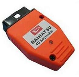 Wholesale Toyota Obd Smart Key Programmer - New product Toyota Daihatsu 4D Key Maker by OBD For Toyota Smart Keymaker OBD Free Shipping