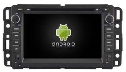 Wholesale Dvd Gps Gmc - Navirider 2gb RAM quad core 7 inch android 6.0 Car DVD player for GMC new audio radio stereo GPS navigation headunit 4g lite tape recorder