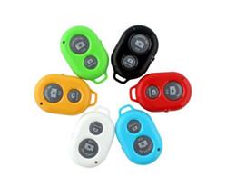 Controle remoto bluetooth para telefone on-line-Obturador de câmera de controle remoto sem fio universal do telefone de Bluetooth para a vara Monopod de Selfie com caixa de varejo