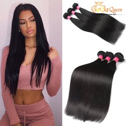Wholesale High Quality Virgin Brazilian Hair - Grade 8A High Quality Silky Straight Factory Wholesale Brazilian Hair Indian Hair 3BundlesMalaysian Peruvian Virgin Hair Free Shipping