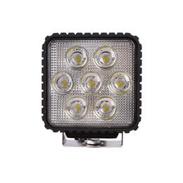 Wholesale Degree Waterproof High Power Led - Hot selling waterproof car lights led spot   flood 24v truck offroad 35w led work light 2300lm HIGH POWER LED Lamp