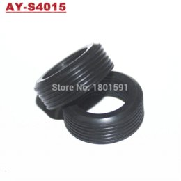 Wholesale Viton Rubber - Free shipping 200pieces hot sale rubber seals corrugated viton oring for auto parts fuel injector replacement (AY-S4015)