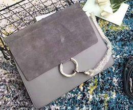 Wholesale Black Designer Bags Discount - Women Bag Cross body bag Genuine leather luxury brand designer famous shoulder bag new fashion promotional discount wholesale