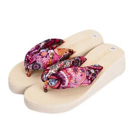 Wholesale Wholesale Quality Flip Flops - Wholesale-Excellent Quality 2016 HOT Casual Bohemia Women Sandal Platform Wedges Beach Flip Flops Home Slippers Relogio Feminino Mujer