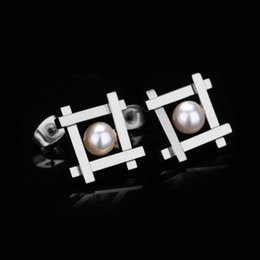 Wholesale Double Ended Charms - In the high-end fashion jewelry wholesale Earrings European style simple geometric double Earrings called double personalityIn the high-end