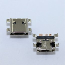 Wholesale Gt S7562 - 20PCS For Samsung Galaxy S3 Mini i8190 S7562 Galaxy Ace 2 GT I8160 Charger Charging Connector Plug Port Micro USB Jack Charging Socket