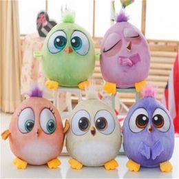 "Wholesale Child Plush Car Pillow - Wholesale- 1 PCS 2016 New Arrival Bird Baby Plush Toy 18cm 7'' 35cm 14"" Cute Stuffed Animals Kids Toys Car Pillow for Children Gifts A24"