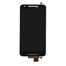 Wholesale Nexus Lcd Screen - 5.2 inch For LG Google Nexus 5X H790 H971 LCD Screen Display With Digitizer Touch Screen Panel Assembly Replacement Parts