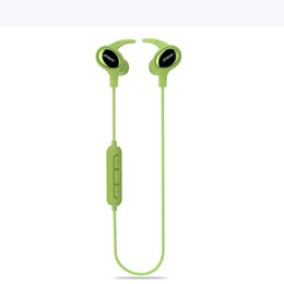 Wholesale High Quality Usb Headset - 2017 high quality wireless H18 stereo movement stereo Earbud Sport Bluetooth 4.1 headset reduce noise headphones Earbuds earphones