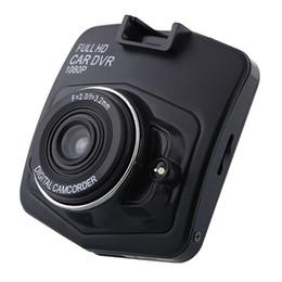 Wholesale Digital Camcorder Microphone - 2017 Newest Mini Car DVR Camera GT300 Camcorder 1080P Full HD Video Registrator Parking Recorder G-sensor Dash Cam car cameras camera
