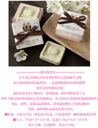 Wholesale Decorative Soaps Favors - Wedding Favors and Gifts for Guest Scented Decorative Soaps Handmade Mini Owl Soap Creative Gift Items 100pcs lot