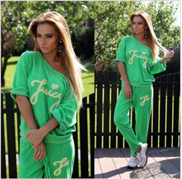Wholesale American Football Buttons - Newest Women Sexy Tracksuits Two-piece Sets, Tops + Pant Sets Sportswear, Fashion Woman Sport Clothing Long Sleeve Casual Tracksuit