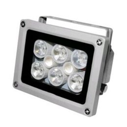 beleuchtungsnachtlicht Rabatt Illuminator DC 2A Nachtsicht Infrarot 8 LED IR Lichter für CCTV Überwachungskamera