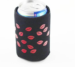 Wholesale Food Photos - Wholesale Insulated Stubby Holder Personalised Photo STUBBY Cooler For Food Drink CAN Holder For Wine Beer Birthday Wedding Decoration