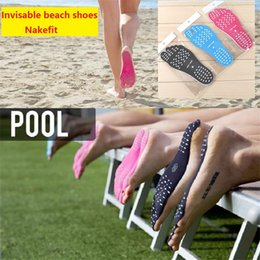 2017 Summer Nakefit semelles Invisible Beach Chaussures Nakefit pieds tampons nikefit prezzo nakefit chaussures plage pied pieds tampons z013-2 ? partir de fabricateur
