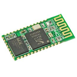 Wholesale Communication Bluetooth - HC-06 Bluetooth serial pass-through module wireless serial communication Wireless HC06 Bluetooth Module for Arduino