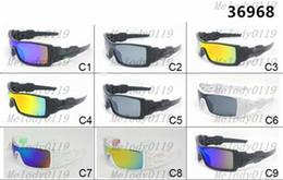 New Brand Fashion Star Plating Occhiali da sole Colorful Popular Occhiali da ciclismo Sport Occhiali da sole Uomo Donna Designer da