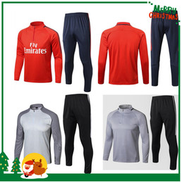 Wholesale Sports Full T Shirts - 2017 2018 NEYMAR JR MBAPPE T SILVA CAVANI DI MARIA PASTORE Verratti jersey DANI ALVES soccer Tracksuit jacket Track suits sport wear shirt