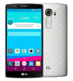 "unlocked front camera cell phones Promo Codes - Refurbished Original LG G4 H810 H811 H815 VS986 Unlocked Cell phone 5.5"" 3GB RAM 32GB ROM Quad Core 16MP 4G LTE"