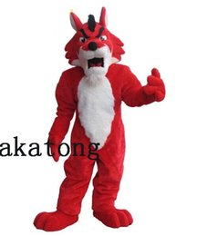 Wholesale Characters Cartoon Mascot Costumes - wolf ely key club Halloween Dress Mascot Costume Party Costume Character Cartoon