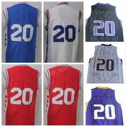 Wholesale Basketball Pick - 2017 Draft Pick Rookie First 20 Markelle Fultz Jersey Washington Huskies College Basketball Jerseys Markelle Fultz Blue White Red for Men
