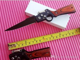 Wholesale Ak47 Wholesale - Tactical Tools AK47 design utility camping outdoor gear hunting knife pocket hunting knife cutting knife gift 662L