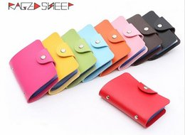 Wholesale Porte Carte - ID & Card Holders Passport Cover Credit Card Case Card Box Travel Car-covers Porte Carte Wallet for Credit Cards Free Shipping