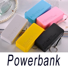 Wholesale Perfume Powerbank - 5600mah Fragrance Perfume Portable Power Banks Powerbank Emergency External Universal Battery Charger for Iphone 6 6plus 5 5S Samsung S5 S6