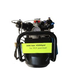 Wholesale Paintball Filling - DAVV Original 110v 300bar 4500psi High Pressure Paintball Fill Station Air Compressed Pump System For PCP Game