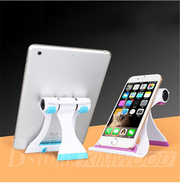 Wholesale F1 Blue - F1 racing mobile phone flat stand universal multi-stall lazy stent iPad creative desktop stand DHL free shipping