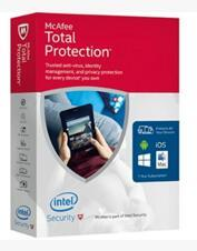 Wholesale Pc Dos - 5year McAfee Total Protection 2017 Unlimited Devices PC Mac Android iOS 1year2year3Year Protection