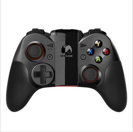 Acheter en ligne Contrôleur bluetooth android gamepad-Newgame N1 Pro Bluetooth Wireless Game Handle Gaming Controller Gamepad Joystick pour iPhone Android Mobile Phone / Tablet / PC / TV