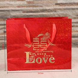 Wholesale Handbag Favor Box - wedding favor bag gift handbags bags engagement wedding suppliers