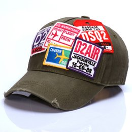 Wholesale United States Colors - the United States strapback sports hats embroidery baseball cap for men Cotton ballcaps blank and army green colors