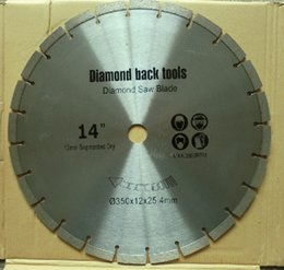 Wholesale Granite Saw Blades - Free shipping 1PC DIY quality grade general utility diamond segmented saw blade for dry cutting marble granite concrete etc