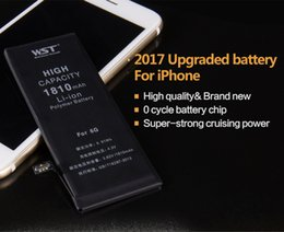 Wholesale Apple Internal - Best Quality Built-in Internal Li-ion Replacement Battery For iphone 4S 4 5 5S 5C 5G 6G 6S 1430mah 1510mah 1560mah 1440mah Tested battery