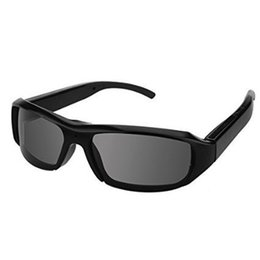 Wholesale Outdoor Covert Cameras - 32GB New HD 1080P Portable Eyewear Video Recorder Sports Sunglasses Camera Recording DVR Covert Glasses Camcorder For Outdoor