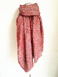 Wholesale Warmest Blanket Luxury - Wholesale-new Solid Scarf Women bufandas mujer 2016 red fashion warm women scarves winter scarf wrap shawl Blanket Scarf Luxury Brand