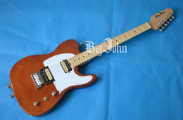 Wholesale Electric Guitar F Tl - free shipping new Big John head of forehand TL electric guitar F-1343