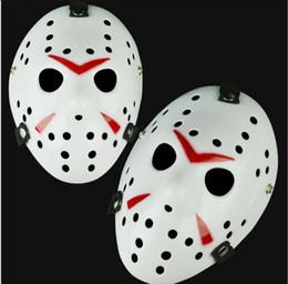 Маска убийцы джейсона онлайн-Свадьба Хэллоуин Фредди против Джейсона Маска убийца Маска партия маски для Хэллоуина фестиваль косплей эритема 2 стили