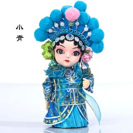 Wholesale tourism souvenirs - Tang Fang shipping silk doll ornaments decorations Chinese the Imperial Palace tourism souvenirs wind Home Furnishing gift