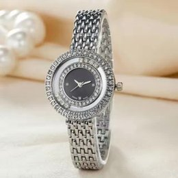 Wholesale Watches Ol - Brand Magic Luxury Rose Gold watch Full stainless steel woman Fashion OL Lady Commercial Watches Relogio Feminino