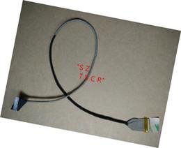 128gb unidades flash al por mayor Rebajas Al por mayor-Genuino nuevo envío gratis Laptop pantalla LCD cable para Asus G73 G73JH G73JW G73J G73SW 1422-00ta000