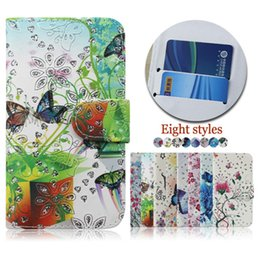Wholesale Bling Cards - For ZTE Blade Zmax Pro 2 Z982 Sequoia bling diamond Wallet Case For sony xperia XA1 Leather Phone Case Card Slot Stent B