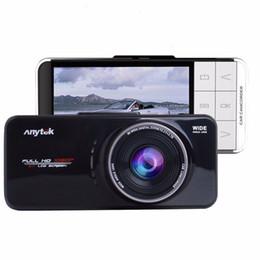 Wholesale car dvr camera gps - Car Camera Novatek 96650 WDR Video Recorder 1920x1080 Car DVR G-sensor Registrator Mini Camcorder External GPS Tracker